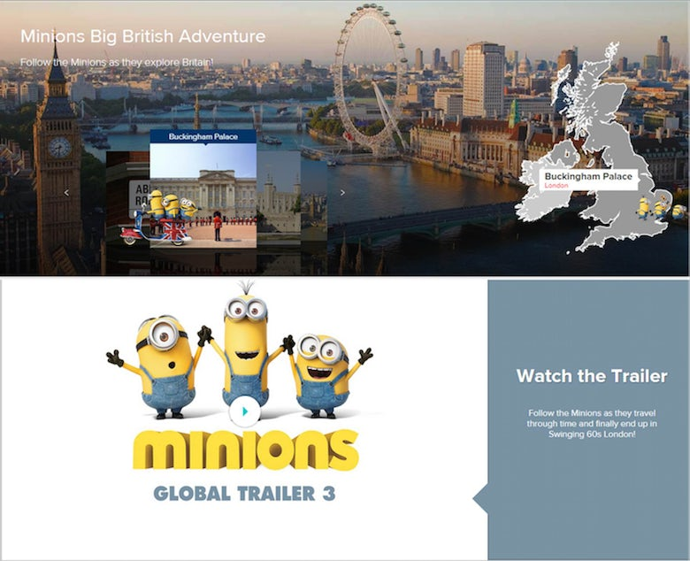 ea0caddd23287 VisitBritain looks to content and brand partnerships to continue GREAT  campaign success