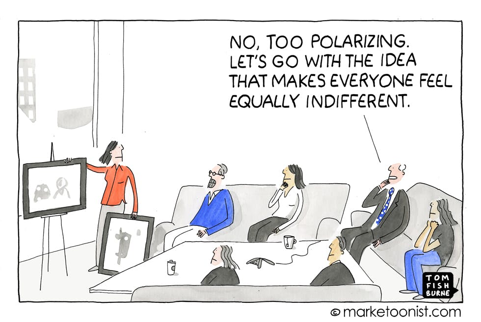 Marketoonist Polarising ideas 29 7 15
