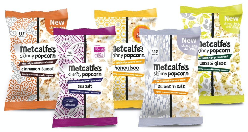 Metcalfe's skinny impulse range