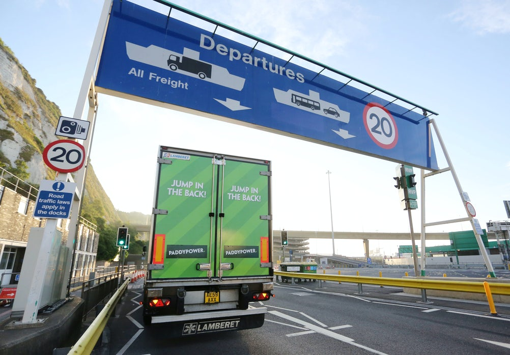 Paddy Power headed to Calais today in a bold bid to give Britain's sporting talent pool a boost.