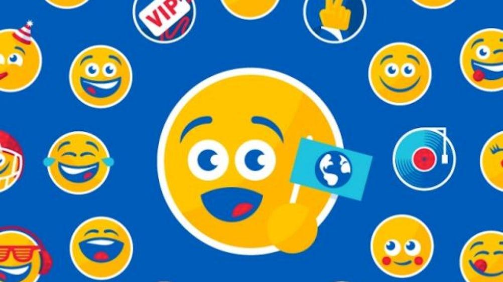 Pepsi created the #PepsiMoji keyboard to mark #WorldEmojiDay