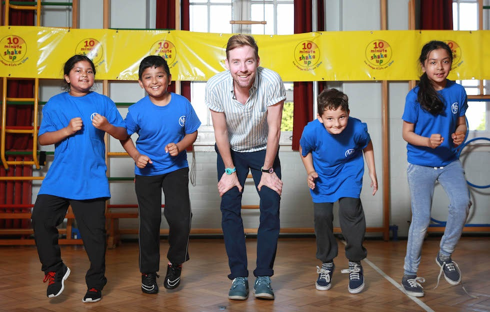 Disney teamed up with Public Health England for its Change4Life campaign as part of its renewed push on healthy living