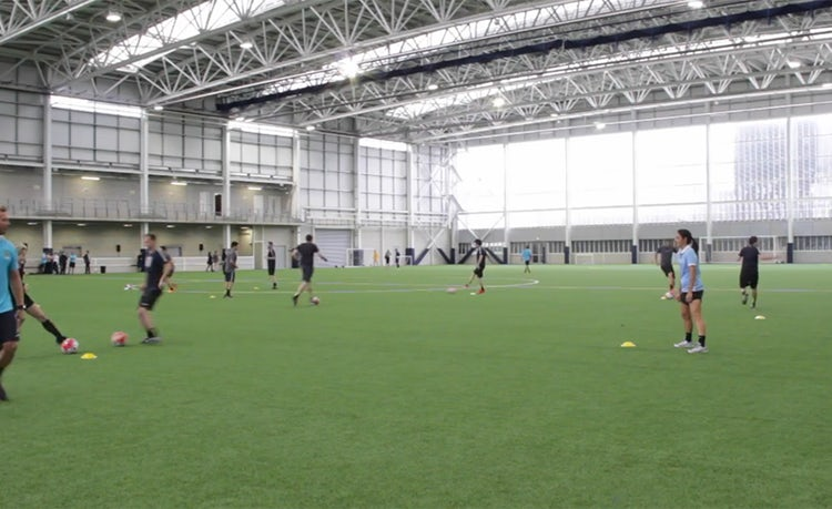 Man City training ground