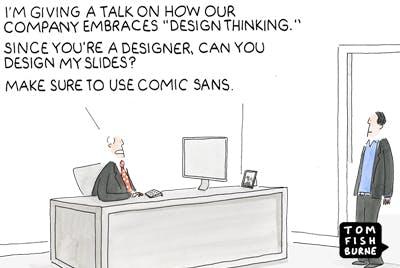 Marketoonist 19 8 15 Design thinking