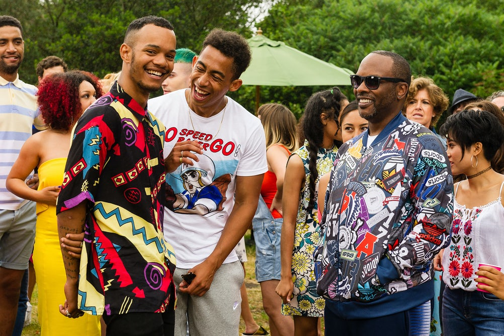 Rizzle Kicks and Very.co.uk got a little help from DJ Jazzy Jeff to remaster the 90ís hit Summertime, the new British themed video is entirely shopable and comes with 10,000 free downloads of the track.