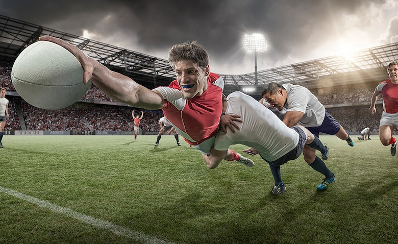 If The Rugby World Cup Is A Less Compelling Marketing Opportunity Than Its Football Equivalent You Wouldn T Know It From Talking To Nic Fletcher