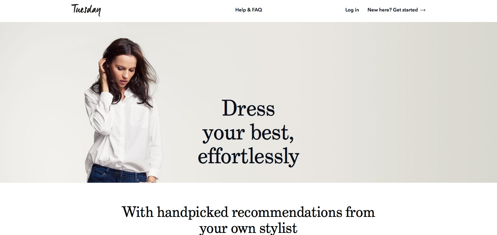 M&S launches online personal assistant to revive flagging fashion ...