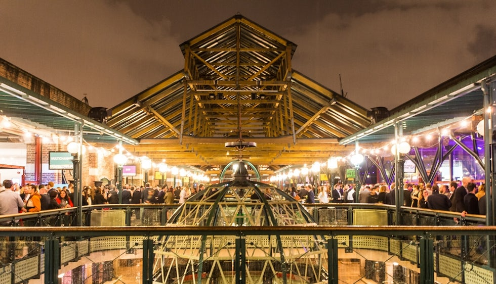 The Masters of Marketing will be held at the Festival of Marketing at Tobacco Dock, London, on 11-12 November