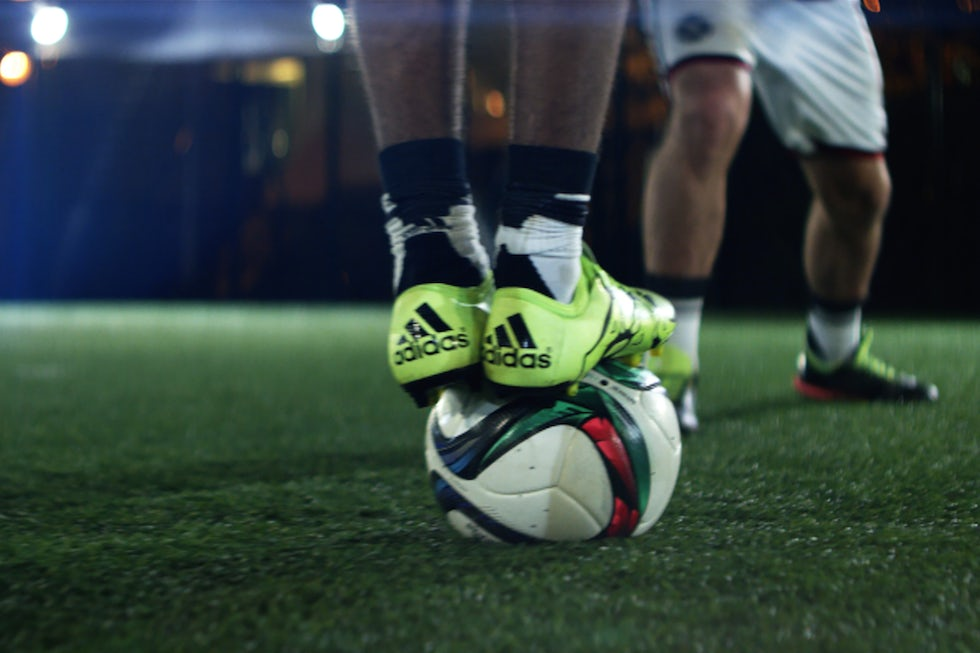 adidas change the game