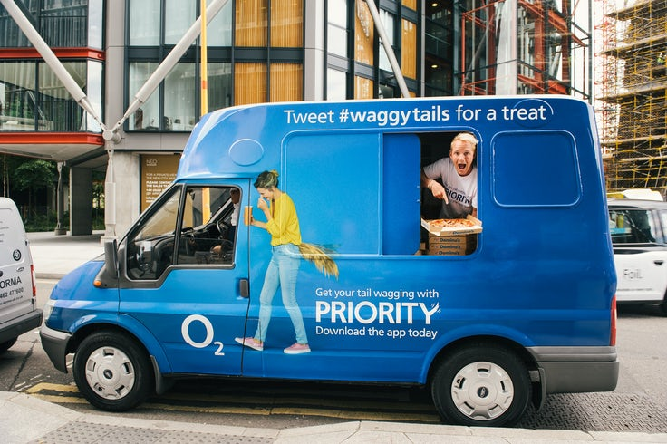 O2 Offers Everyone A Chance To Experience What Life Is Like