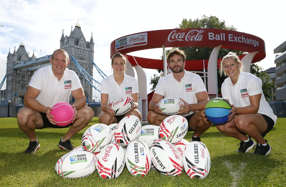 Coca-Cola Rugby Exchange