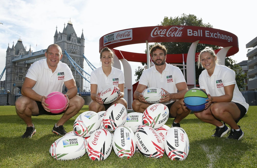 Coca-Cola Rugby Exchange