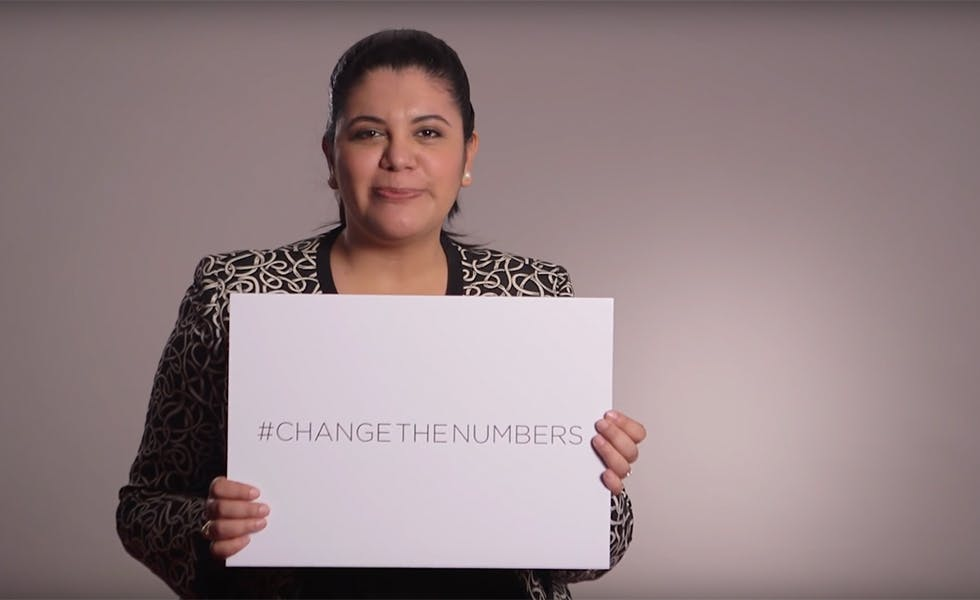 LOreal change the numbers