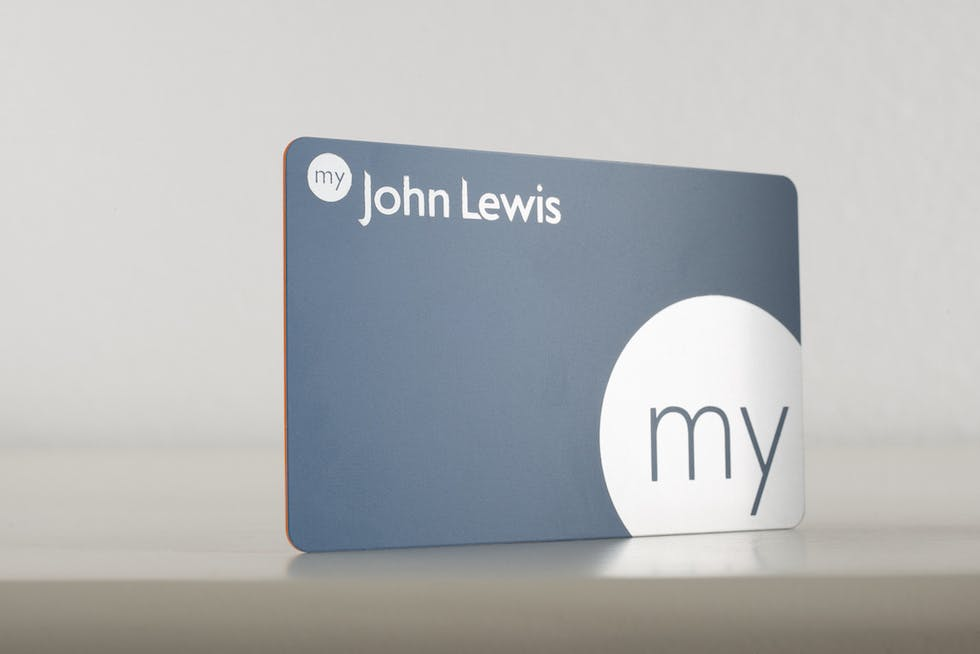 myJohnLewis loyalty scheme