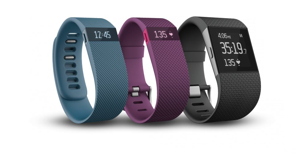 Fitbit products