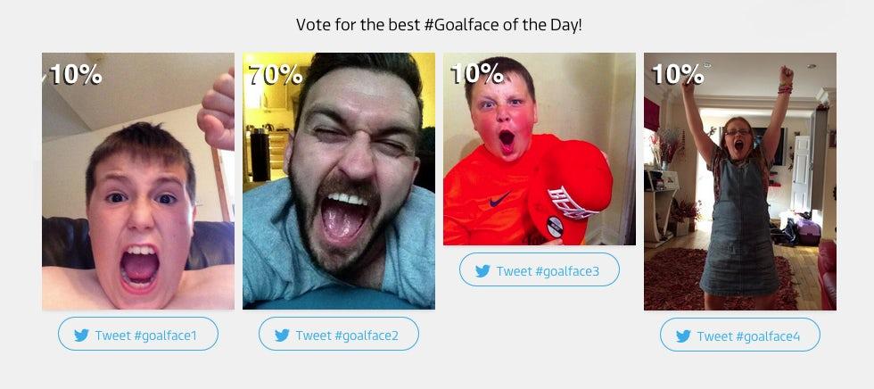 Goalface