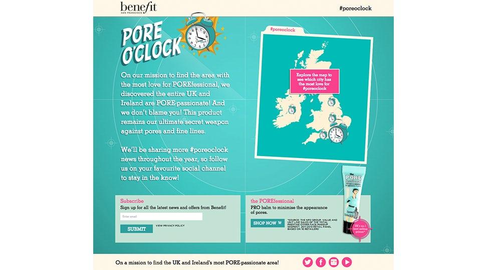Pore Oclock