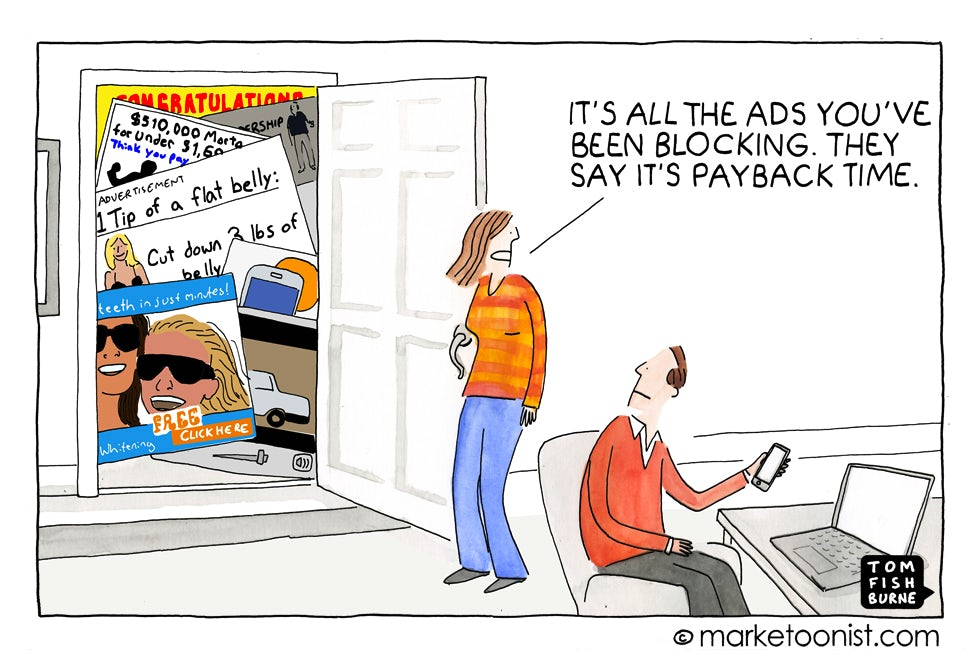 Ad blocking Marketoonist 21 10 15