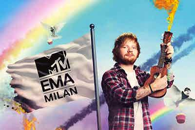 MTV Ed Sheeran