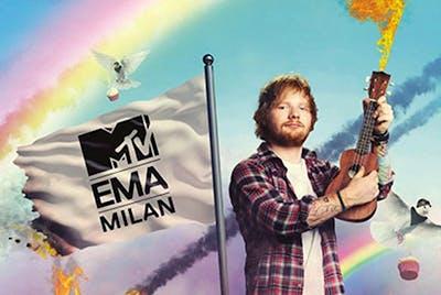 MTV Ed Sheeran