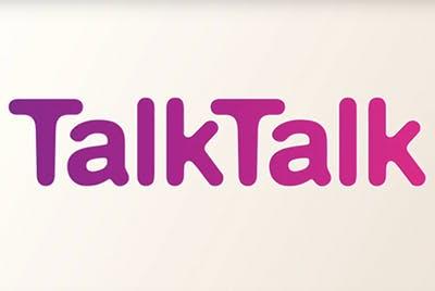 Talk Talk card