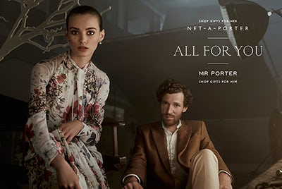 Net a porter and mr porter join forces for first christmas tv ad marketing week - When does the mr porter sale start ...