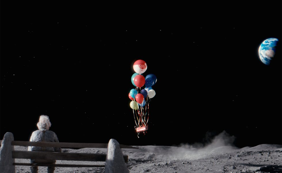 John Lewis' Christmas ad for 2015 (pictured) was lost on Lord Sugar