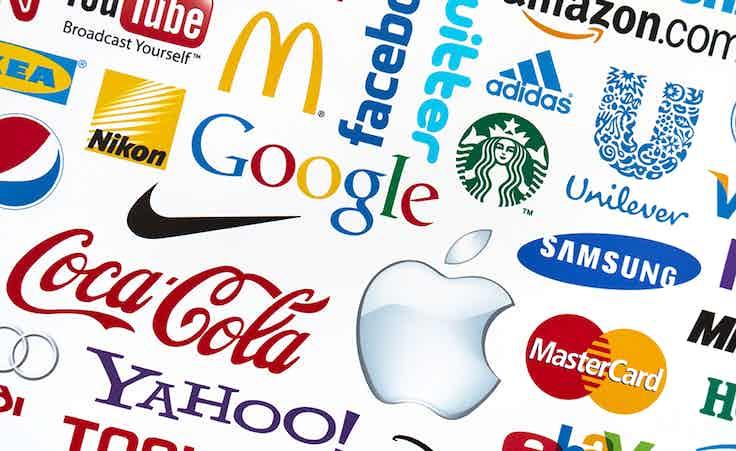 Brand logos various