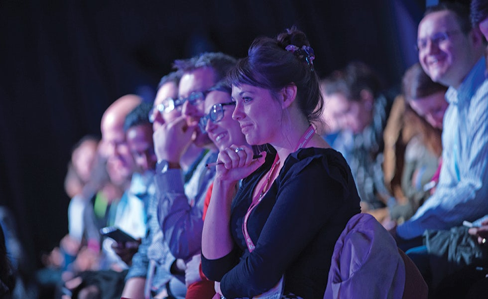 Festival of Marketing audience