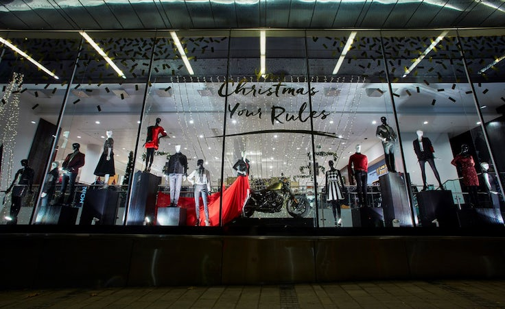 House of Fraser on why shoppable windows will become the