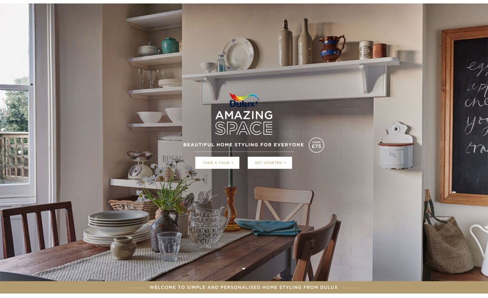 Dulux aims to bring human side to the brand as it launches online