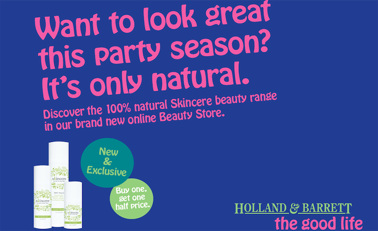 Holland & Barrett's CEO on taking on The Body Shop with its
