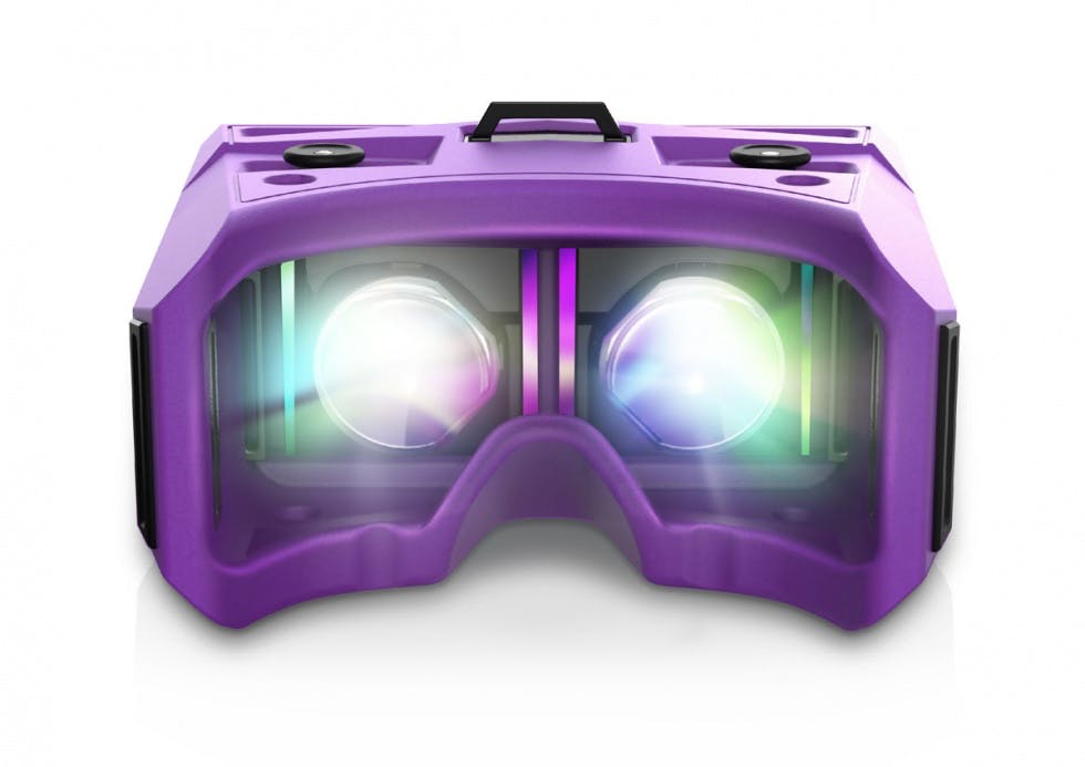 Game is the exclusive UK retail stockist of Merge virtual reality goggles, which work with a smartphone