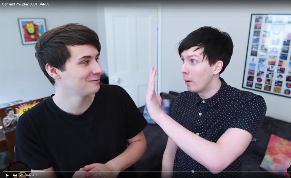 Phil and Dan