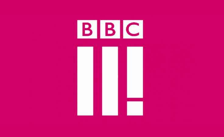 BBC Three new logo