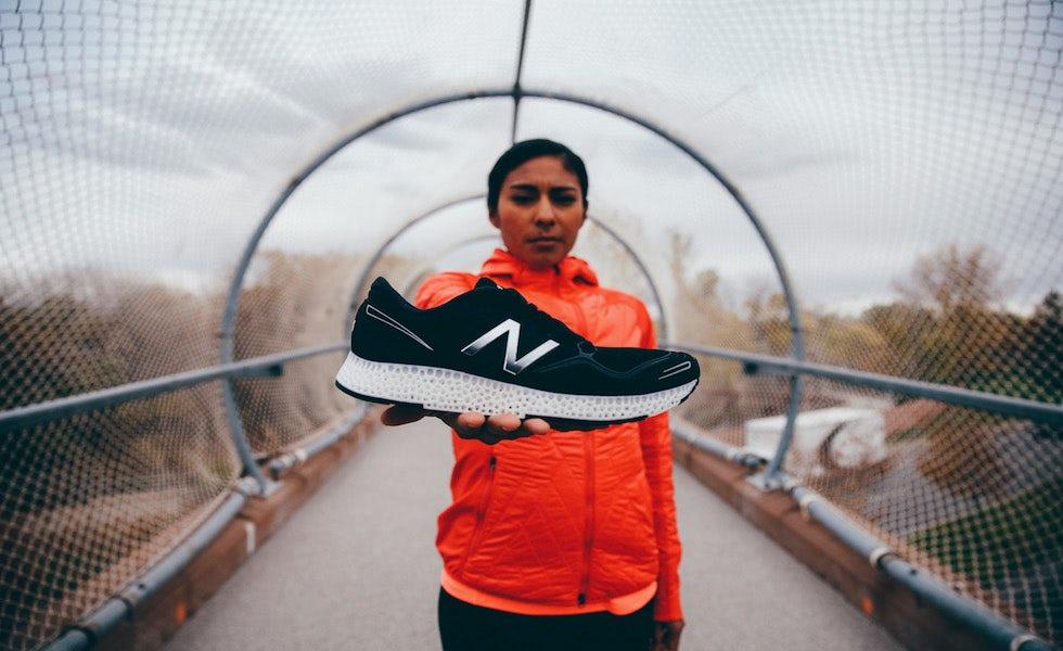new balance 3d shoe