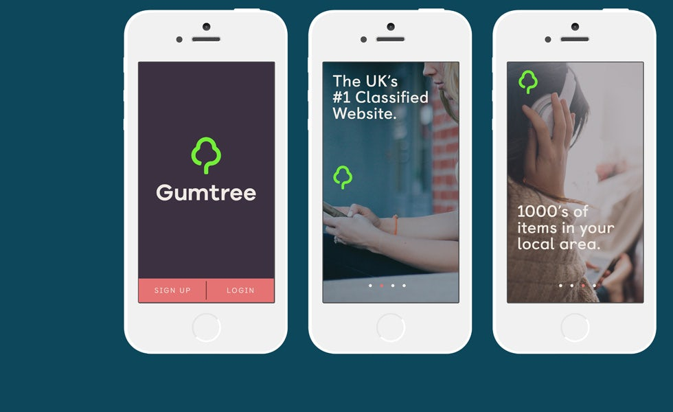 gumtree app