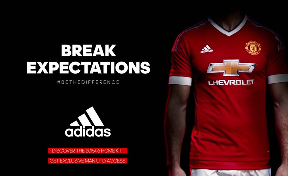 Simplificar Presentador Alegaciones  Adidas compares TV to the fax machine, claiming digital is its 'most  relevant channel' – Marketing Week