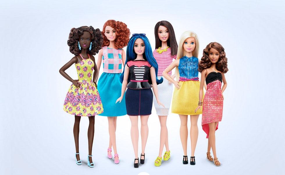 are barbie s new curves just a ploy to boost sales marketing week