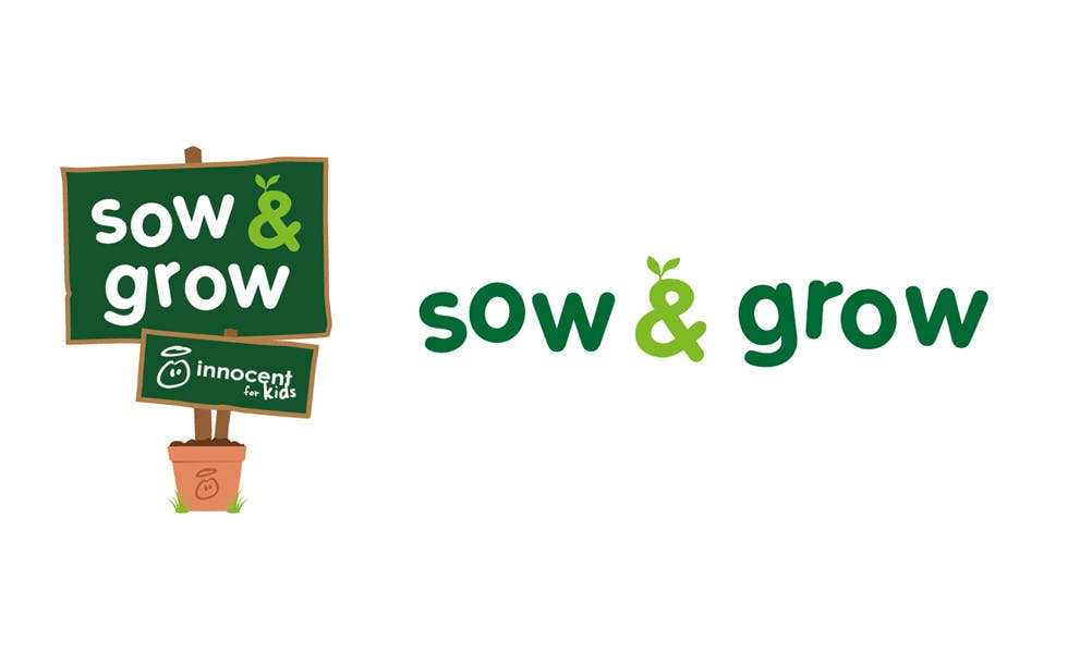 Innocent recently launched its 'Sow and Grow' campaign, aimed at teaching children where their food comes from.