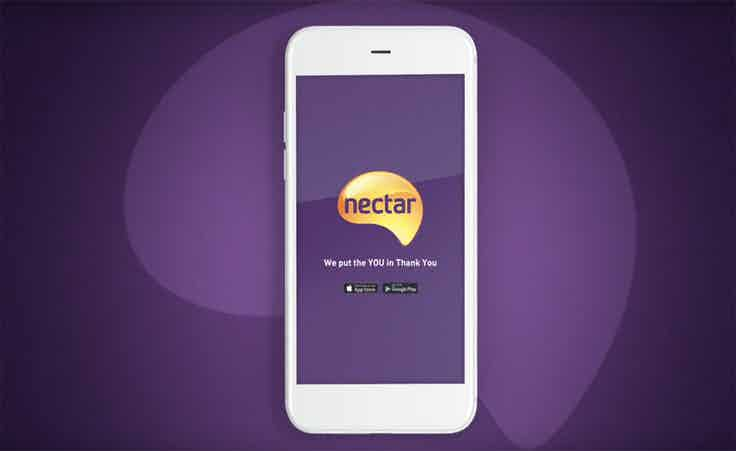 Nectar loyalty scheme