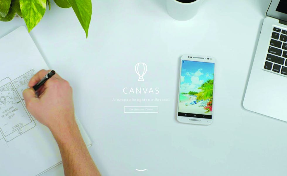 Canvas mobile