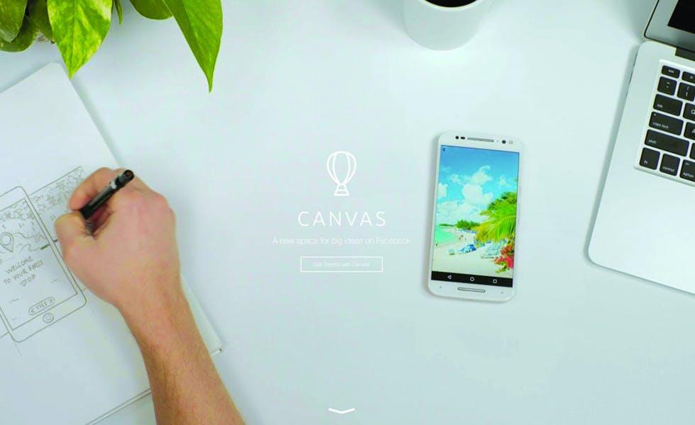 Canvas mobile