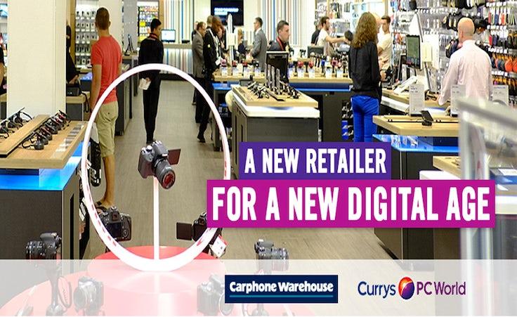 New Dixons Carphone CMO promises to be 'disruptive' as John