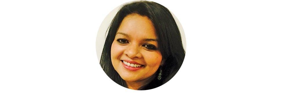 Sonia Sudhakar, Guardian News & Media