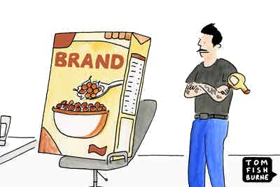 Millennial brand makeover Marketoonist 27 4 16