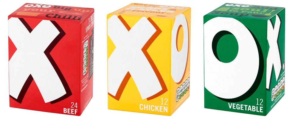 OXO box colours