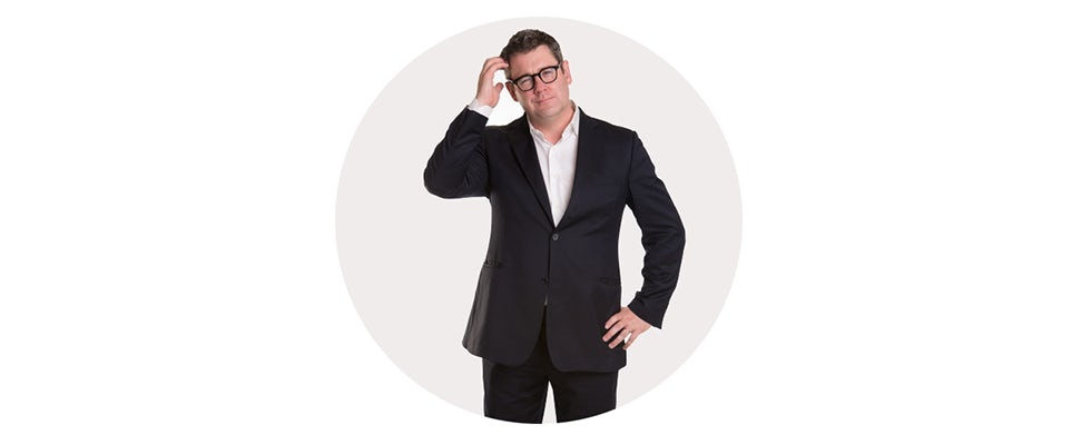 Mark Ritson  Maybe it s just me, but shouldn t an  expert  in marketing be  trained in marketing  3b68b94532