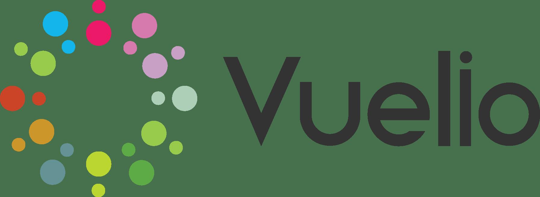 Vuelio-Logo- in Grey no background