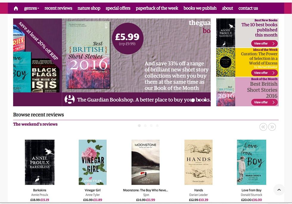 Guardian Books
